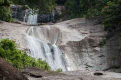 Phrom Lok Waterfall Royalty Free Stock Image