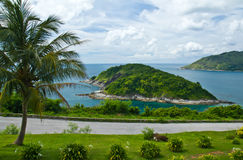 Phrom Thep Cape, Phuket, Thailand. Royalty Free Stock Photo