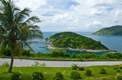 Phrom Thep Cape, Phuket, Thailand. Royalty Free Stock Photo