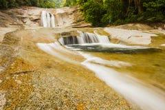 Phromlok Waterfall at Thailand Stock Photo