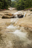 Phromlok Waterfall at Thailand Royalty Free Stock Images