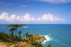 Phromthep cape viewpoint Royalty Free Stock Photos