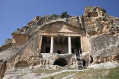 Phrygia dolina, Afyon, Turcja Zdjęcie Stock