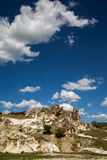Phrygian dolina w Afyon Obraz Stock