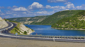 Phrygian Valley in HDR Royalty Free Stock Photo