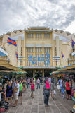Phsar Thmei Central Market, Phnom Penh Stock Photo
