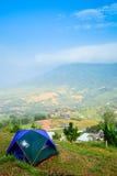 Phu balii góry lodowa kho phetchabun Zdjęcie Stock