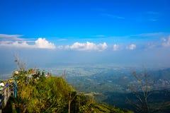 Phu balii góry lodowa kho phetchabun Fotografia Royalty Free