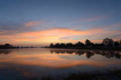 Phu Baray wat το πρωί Στοκ εικόνα με δικαίωμα ελεύθερης χρήσης