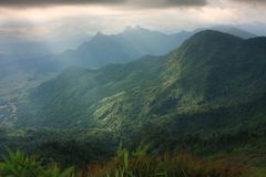 Phu chee fha. Phu chee fa in chiandgrai (thailand stock photos