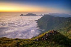 Phu chi fah Royalty Free Stock Image