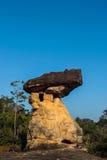 Phu historiska Phrabat parkerar Arkivbild