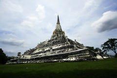 Phu khao Thong Pagoda Stock Image