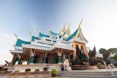 Phu Kon temple, Thailand Stock Photo