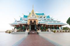 Phu Kon temple, Thailand Royalty Free Stock Photography