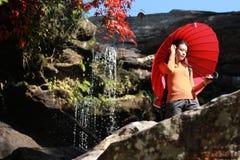 Phu Kradueng nationalpark Fotografering för Bildbyråer