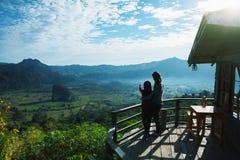 Phu Langka royalty-vrije stock fotografie