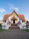 Phu Minh寺庙 库存照片