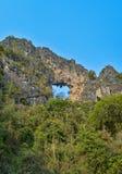 Phu Pha Lom Forest Park Fotos de archivo libres de regalías