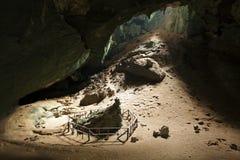 Phu Pha Phet caves Royalty Free Stock Photos