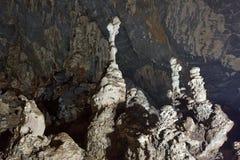 Phu Pha Phet caves Royalty Free Stock Image