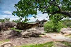 Phu Pha Thoep National Park in Thailand Stock Image