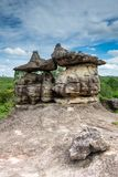 Phu Pha Thoep National Park in Thailand Royalty Free Stock Images