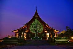 Phu Prao Temple Royalty Free Stock Image