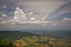 Phu Rua National Park Stock Image