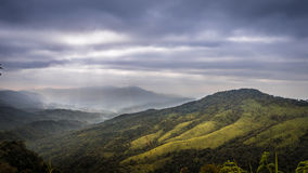 Phu Soi Dao National Park Image libre de droits