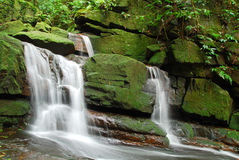 Phu soi dao WaterFall Royalty Free Stock Images