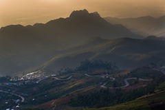 Phu Thap Boek стоковая фотография rf