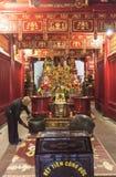 Повешенные короля Висок Phu Tho Стоковая Фотография RF