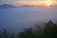 Phu Thok Lizenzfreies Stockfoto