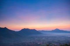 Phu Tok Royaltyfri Fotografi