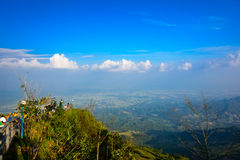 Phu tub berg-khao kho phetchabun Royalty Free Stock Photography