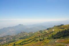 Phu tub berk mountain Stock Photography