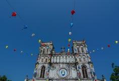 Old church in Phu Yen, Vietnam royalty free stock photos