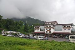 Phuentsholing Bus Stand Stock Photos