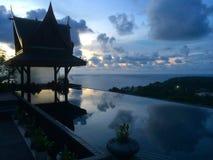Phuket ösikt, Thailand Arkivfoton