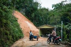 Phuket, Ταϊλάνδη - ταϊλανδικοί λαοί Στοκ φωτογραφίες με δικαίωμα ελεύθερης χρήσης