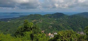 Phuket τα βουνά Στοκ Φωτογραφία