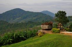 Phuket τα βουνά Στοκ Φωτογραφίες