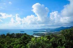 Phuket сценарный Стоковые Изображения