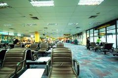 Phuket airport. Phuket Domestic departure lounge area Stock Images