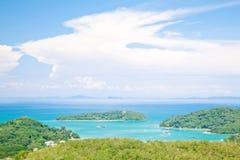 Phuket Bay Thailand Royalty Free Stock Photos