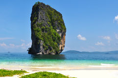 Free Phuket Beach Stock Photo - 21487090
