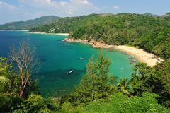 Phuket Beach, Thailand Royalty Free Stock Image
