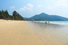 Phuket beach Royalty Free Stock Photography