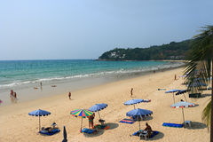 Phuket beach Royalty Free Stock Image